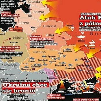 Polen als hindernis