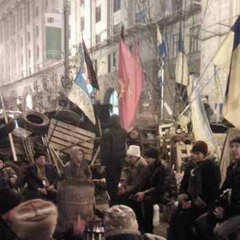 Het symbool Euromaidan